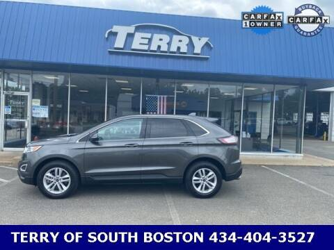 2018 Ford Edge for sale at Terry of South Boston in South Boston VA