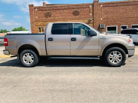 2004 Ford F-150 for sale at Car Corral in Tyler MN