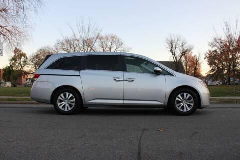 2015 Honda Odyssey for sale at Lexington Auto Club in Clifton NJ