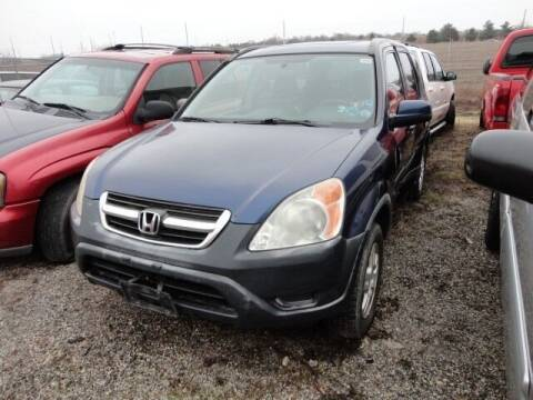 2004 Honda CR-V for sale at Carz R Us 1 Heyworth IL in Heyworth IL