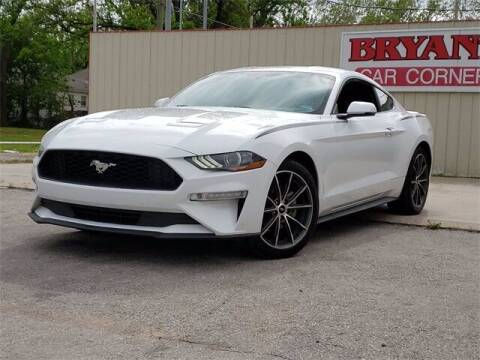 2018 Ford Mustang for sale at Auto Bankruptcy Loans in Chickasha OK