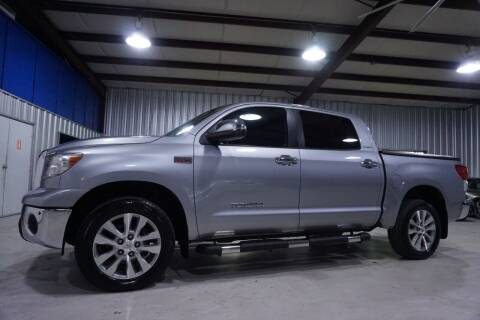 2012 Toyota Tundra for sale at SOUTHWEST AUTO CENTER INC in Houston TX