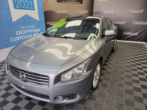 2009 Nissan Maxima for sale at X Drive Auto Sales Inc. in Dearborn Heights MI