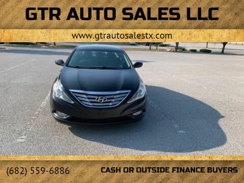2011 Hyundai Sonata for sale at GTR Auto Sales LLC in Haltom City TX