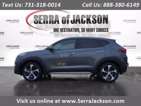 2018 Hyundai Tucson for sale at Serra Of Jackson in Jackson TN