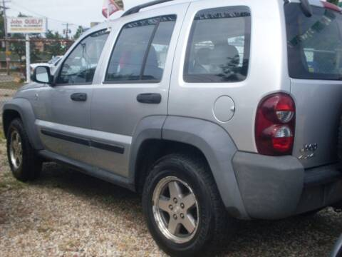 2006 Jeep Liberty for sale at Flag Motors in Islip Terrace NY