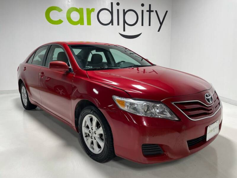 2010 Toyota Camry for sale at Cardipity in Dallas TX