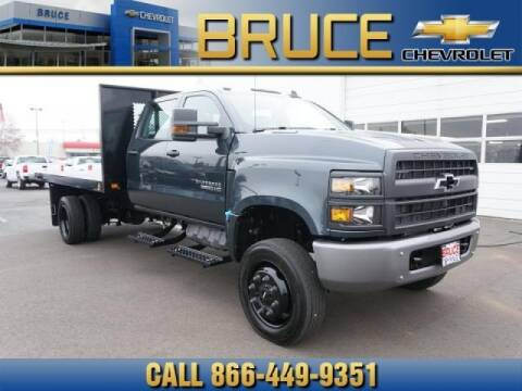 2019 Chevrolet CK56043 for sale at Medium Duty Trucks at Bruce Chevrolet in Hillsboro OR