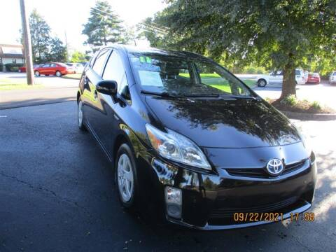 2011 Toyota Prius for sale at Euro Asian Cars in Knoxville TN
