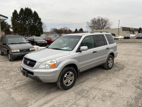 2005 Honda Pilot for sale at US5 Auto Sales in Shippensburg PA