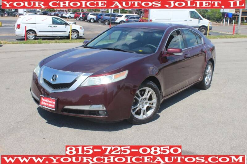 2010 Acura TL for sale at Your Choice Autos - Joliet in Joliet IL