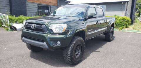 2014 Toyota Tacoma for sale at Persian Motors in Cornelius OR