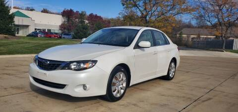2009 Subaru Impreza for sale at Lease Car Sales 3 in Warrensville Heights OH