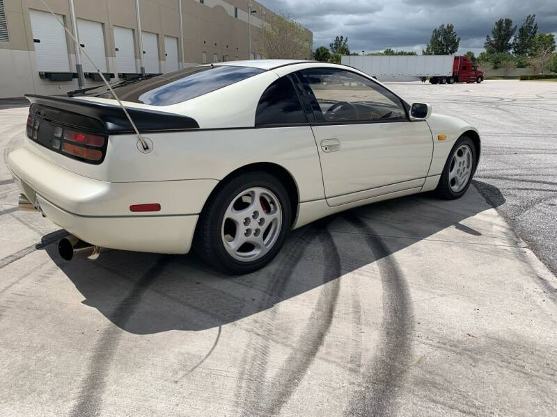 1990 Nissan 300ZX for sale at Ultimate Dream Cars in Royal Palm Beach FL