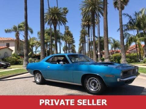 1970 Plymouth Barracuda for sale at US 24 Auto Group in Redford MI