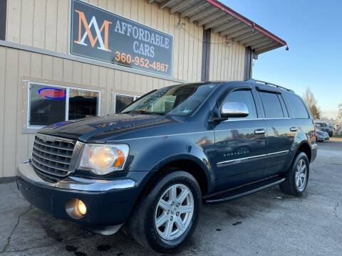 2007 Chrysler Aspen for sale at M & A Affordable Cars in Vancouver WA