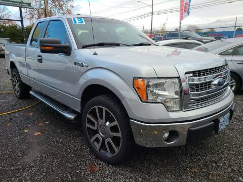 2013 Ford F-150 for sale at Universal Auto Sales in Salem OR
