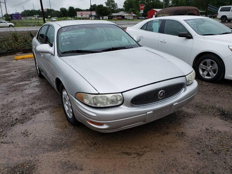 2002 Buick LeSabre for sale at CAR CORNER in Van Buren AR