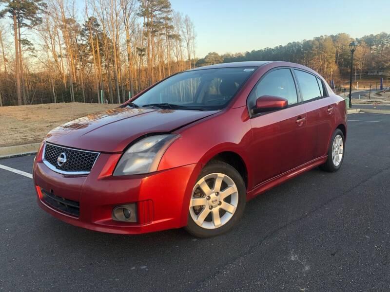 2011 Nissan Sentra for sale at El Camino Auto Sales in Sugar Hill GA