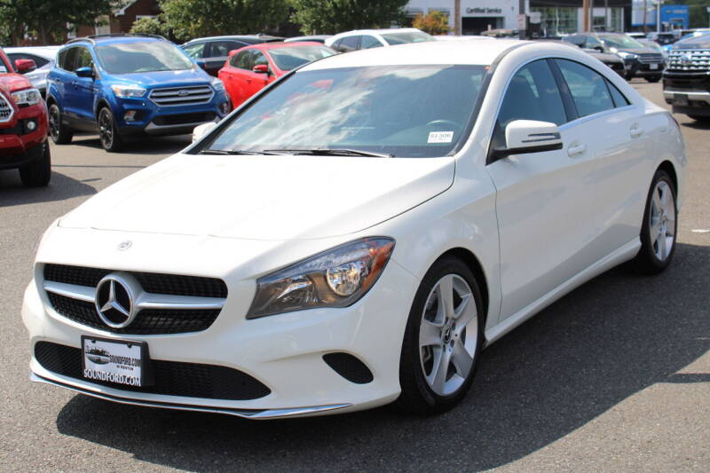 2018 Mercedes-Benz CLA for sale in Renton, WA