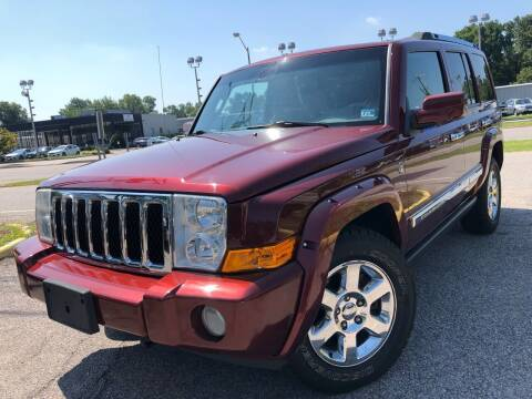 2008 Jeep Commander for sale at Carterra in Norfolk VA