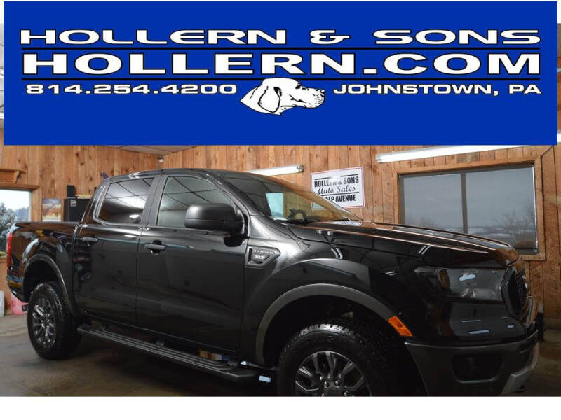 2020 Ford Ranger for sale at Hollern & Sons Auto Sales in Johnstown PA