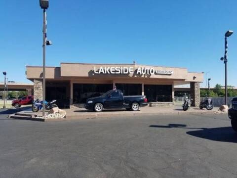 2002 Jeep Liberty for sale at Lakeside Auto Brokers in Colorado Springs CO