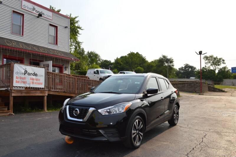 2020 Nissan Kicks for sale at DrivePanda.com Joliet in Joliet IL