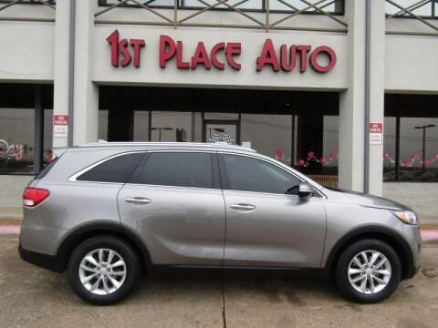 2016 Kia Sorento for sale at First Place Auto Ctr Inc in Watauga TX