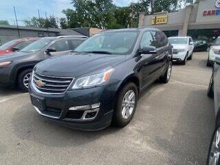2013 Chevrolet Traverse for sale at Car Depot in Detroit MI