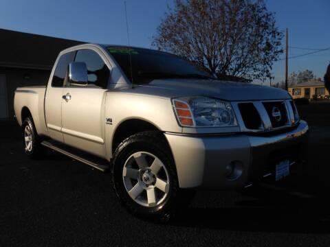 2004 Nissan Titan for sale at McKenna Motors in Union Gap WA