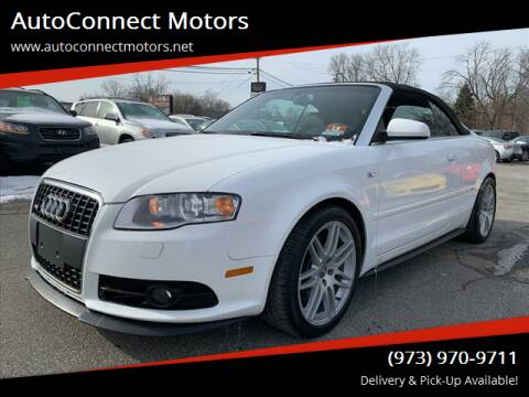 2009 Audi A4 for sale at AutoConnect Motors in Kenvil NJ