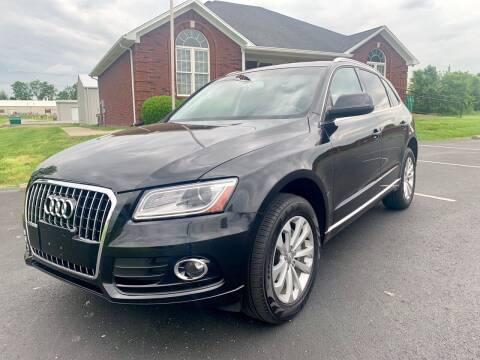 2013 Audi Q5 for sale at HillView Motors in Shepherdsville KY