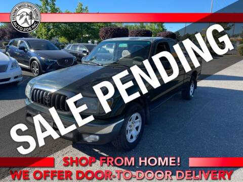 2003 Toyota Tacoma for sale at Auto 206, Inc. in Kent WA