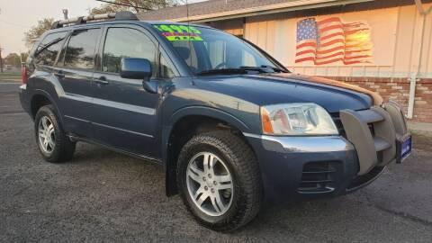 2004 Mitsubishi Endeavor for sale at Sand Mountain Motors in Fallon NV