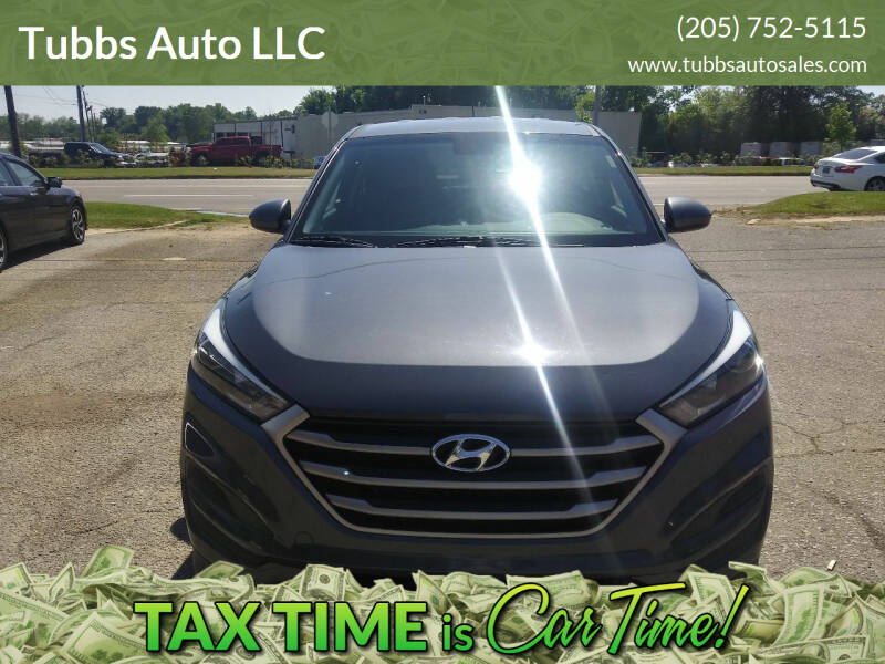 2017 Hyundai Tucson for sale at Tubbs Auto LLC in Tuscaloosa AL