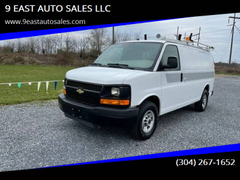 2011 Chevrolet Express Cargo for sale at 9 EAST AUTO SALES LLC in Martinsburg WV