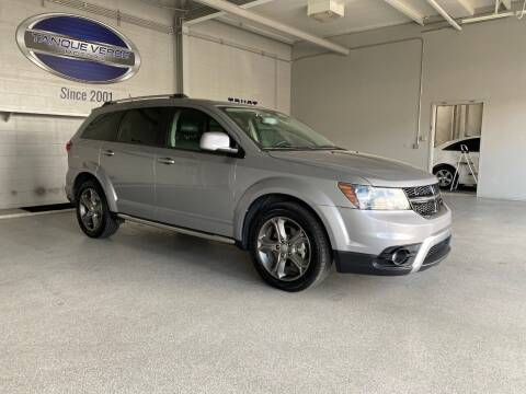 2017 Dodge Journey for sale at TANQUE VERDE MOTORS in Tucson AZ