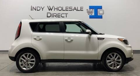2017 Kia Soul for sale at Indy Wholesale Direct in Carmel IN