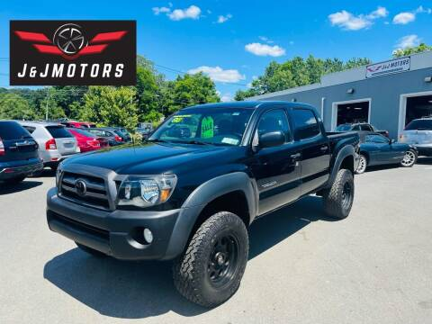2009 Toyota Tacoma for sale at J & J MOTORS in New Milford CT