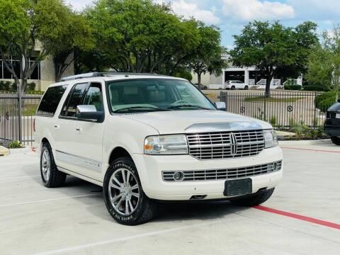 2008 Lincoln Navigator L for sale at Texas Drive Auto in Dallas TX