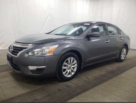 2015 Nissan Altima for sale at HW Used Car Sales LTD in Chicago IL