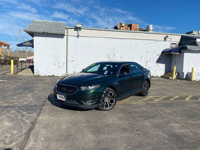 2013 Ford Taurus for sale at Santa Motors Inc in Rochester NY