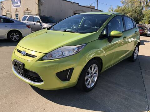 2012 Ford Fiesta for sale at AAA Auto Wholesale in Parma OH
