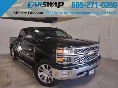 2014 Chevrolet Silverado 1500 for sale at CarSwap in Sioux Falls SD