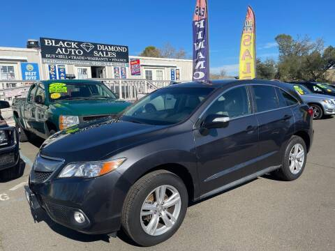 2014 Acura RDX for sale at Black Diamond Auto Sales Inc. in Rancho Cordova CA