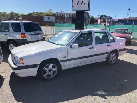 1997 Volvo 850 for sale at LINDER'S AUTO SALES in Gastonia NC