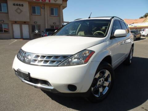 2006 Nissan Murano for sale at Best Auto Buy in Las Vegas NV