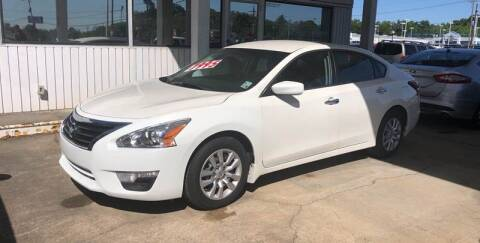 2015 Nissan Altima for sale at Baton Rouge Auto Sales in Baton Rouge LA