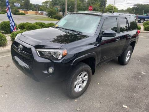 2018 Toyota 4Runner for sale at Adams Auto Group Inc. in Charlotte NC